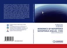 Bookcover of BIONOMICS OF NOTOPTERUS NOTOPTERUS (PALLAS, 1769)