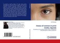 Bookcover of Status of women in print media, Uganda