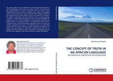 Bookcover of THE CONCEPT OF TRUTH IN AN AFRICAN LANGUAGE