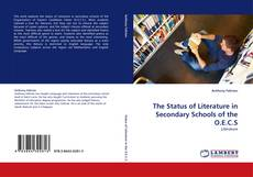 Portada del libro de The Status of Literature in Secondary Schools of the O.E.C.S