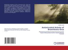 Bookcover of Antimicrobial Activity of Brownlowia tersa
