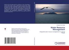 Buchcover von Water Resource Management