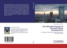 Обложка Cost Benefit Analysis of Planned Urban Development