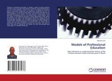 Copertina di Models of Professional Education