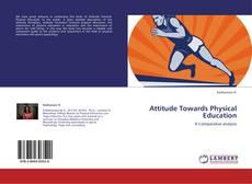 Portada del libro de Attitude Towards Physical Education