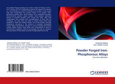 Capa do livro de Powder Forged Iron-Phosphorous Alloys