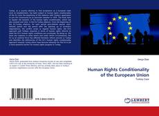 Human Rights Conditionality of the European Union kitap kapağı
