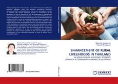 Buchcover von ENHANCEMENT OF RURAL LIVELIHOODS IN THAILAND