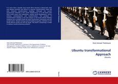 Couverture de Ubuntu transformational Approach