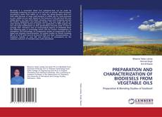 Обложка PREPARATION AND CHARACTERIZATION OF BIODIESELS FROM VEGETABLE OILS