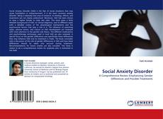 Обложка Social Anxiety Disorder