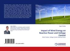 Impact of Wind Energy on Reactive Power and Voltage Control kitap kapağı