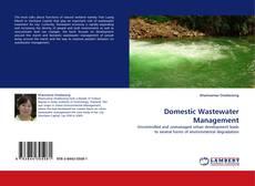 Couverture de Domestic Wastewater Management