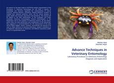 Advance Techniques in Veterinary Entomology的封面
