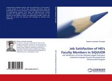 Bookcover of Job Satisfaction of HEI's Faculty Members in SIQUIJOR