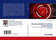 Bookcover of Maturity Model for Software Product Quality