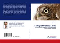 Couverture de Ecology of the Forest Owlet