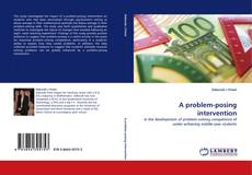 Buchcover von A problem-posing intervention