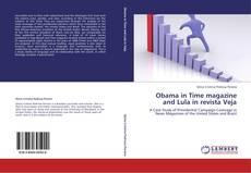 Obama in Time magazine and Lula in revista Veja的封面