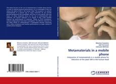 Buchcover von Metamaterials in a mobile phone