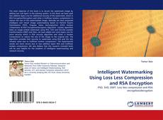Bookcover of Intelligent Watermarking Using Loss Less Compression and RSA Encryption