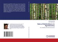 Bookcover of Role of Biofertilizers in Agroforestry