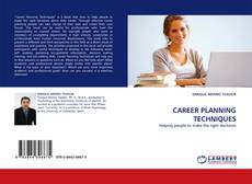 Bookcover of CAREER PLANNING TECHNIQUES