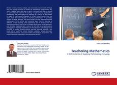 Couverture de Teachering Mathematics