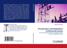 Bookcover of Privatization and Regulation of Electricity Sector