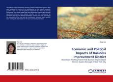 Bookcover of Economic and Political Impacts of Business Improvement District