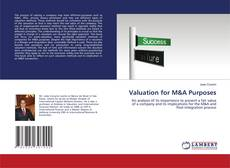 Обложка Valuation for M&A Purposes
