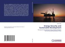 Energy Security and Sustainable Development kitap kapağı