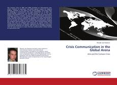 Crisis Communication in the Global Arena kitap kapağı