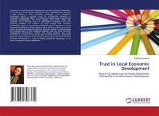 Buchcover von Trust in Local Economic Development