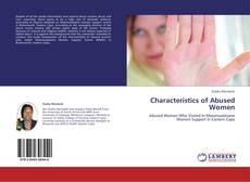 Couverture de Characteristics of Abused Women