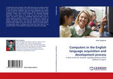 Buchcover von Computers in the English language acquisition and development process