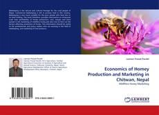 Capa do livro de Economics of Homey Production and Marketing in Chitwan, Nepal