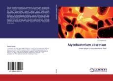 Bookcover of Mycobacterium abscessus