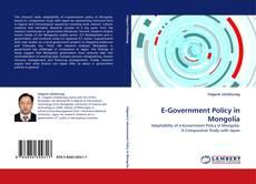 E-Government Policy in Mongolia kitap kapağı