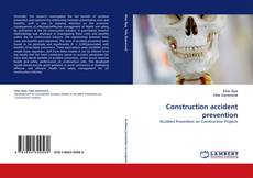 Capa do livro de Construction accident prevention