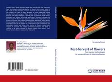Bookcover of Post-harvest of flowers