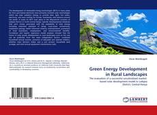 Buchcover von Green Energy Development in Rural Landscapes
