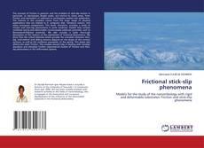 Frictional stick-slip phenomena kitap kapağı