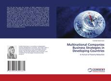 Couverture de Multinational Companies Business Strategies in Developing Countries