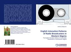Bookcover of English Intonation Patterns of Radio Broadcasters in Western Nigeria