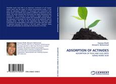 Bookcover of ADSORPTION OF ACTINIDES