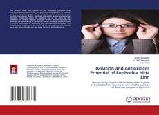 Bookcover of Isolation and Antioxidant Potential of Euphorbia hirta Linn