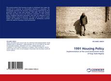 Bookcover of 1991 Housing Policy