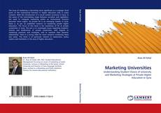 Borítókép a  Marketing Universities - hoz
