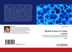 Couverture de IRESSA-A boon to colon cancer